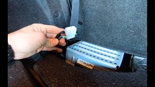 How to Install and Wire Amplifier in BRZ