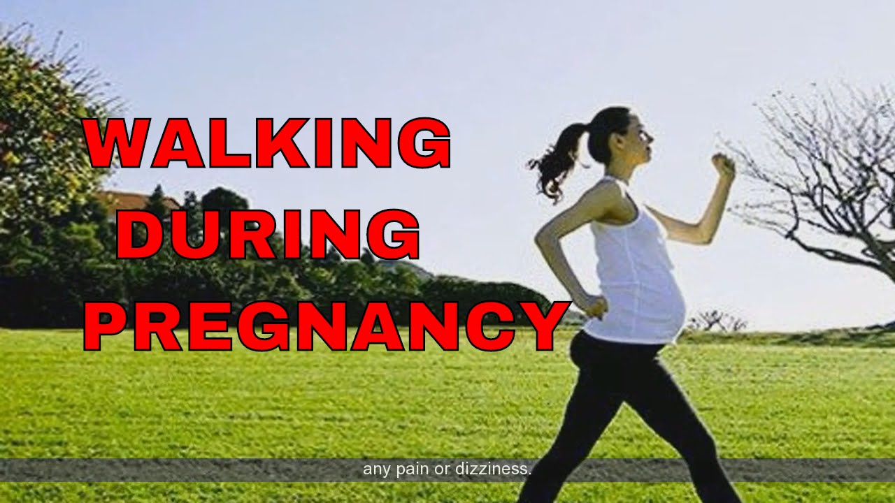 What Are The Benefits Of Walking During Pregnancy ...