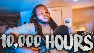 Gambar cover Dan + Shay - 10,000 Hours ft. Justin Bieber (Kid Travis Cover)