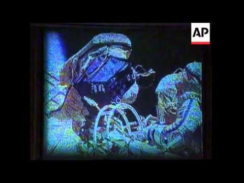 Russia - Spacewalk