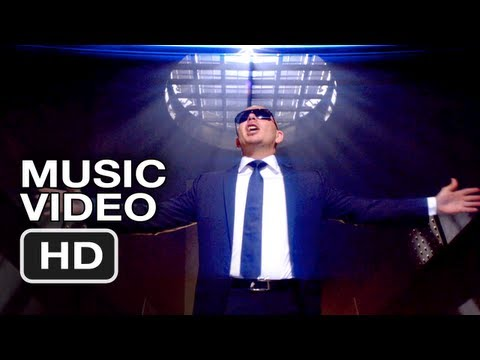 Men In Black 3 - Pitbull - Back In Time - Music  HD