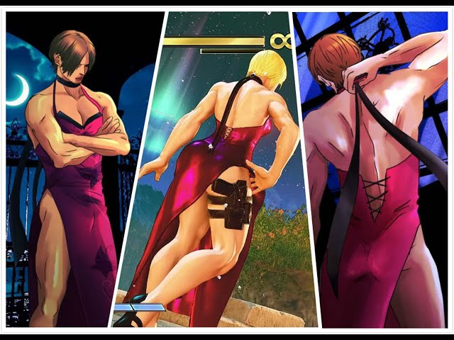 Are you still so sure She's not Leon? - SFV