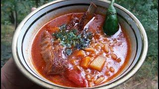 Такой Супчик хоть каждый день подавайте лёгкий и вкусный Покоряет сразу!!! МАСТАВА / Убекская кухня