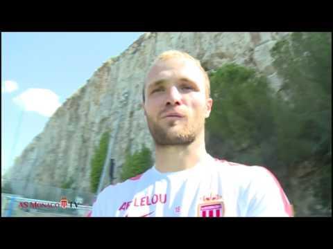 Тренировка ФК Монако  /   Training  FC Monaco
