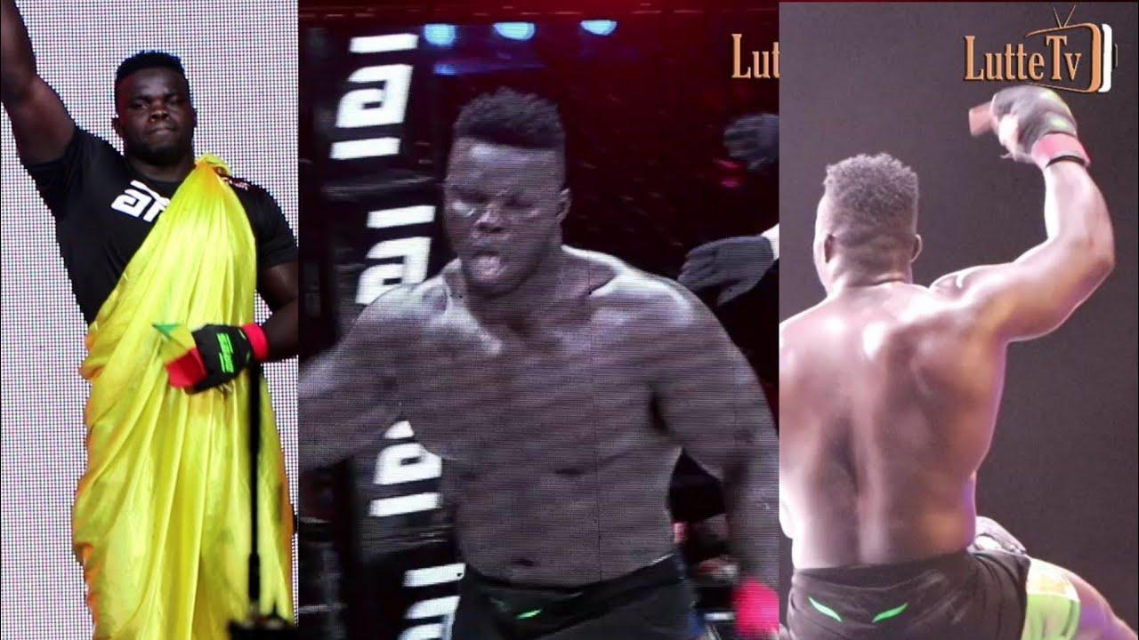 MMA ARES 1 :  Reug Reug tabasse son adversaire et le met KO