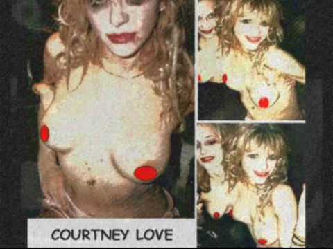 Courtney love topless video 3