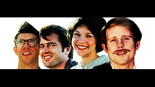 "More American Graffiti (1979) Terry ""The Toad"" story - all scenes/clips - Vietnam"