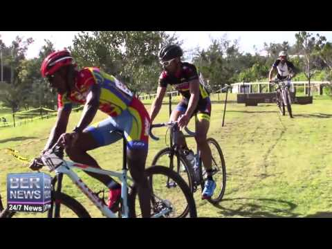 Cyclocross Racing At Astwood Park, January 10 2016