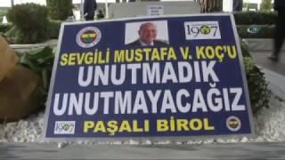 Gambar cover Mustafa Koç Mezarı Başında Anıldı
