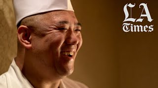 Tokyo's Master of Aged Sushi