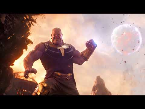 Thanos Lines - Avengers: Infinity war