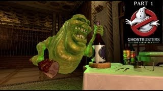 [Periple] Ghostbusters (PC) Part 1