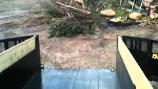 Miska 14 foot 7 ton Dump Trailer