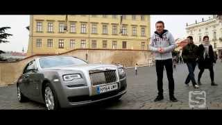 Test Rolls-Royce Ghost Series II