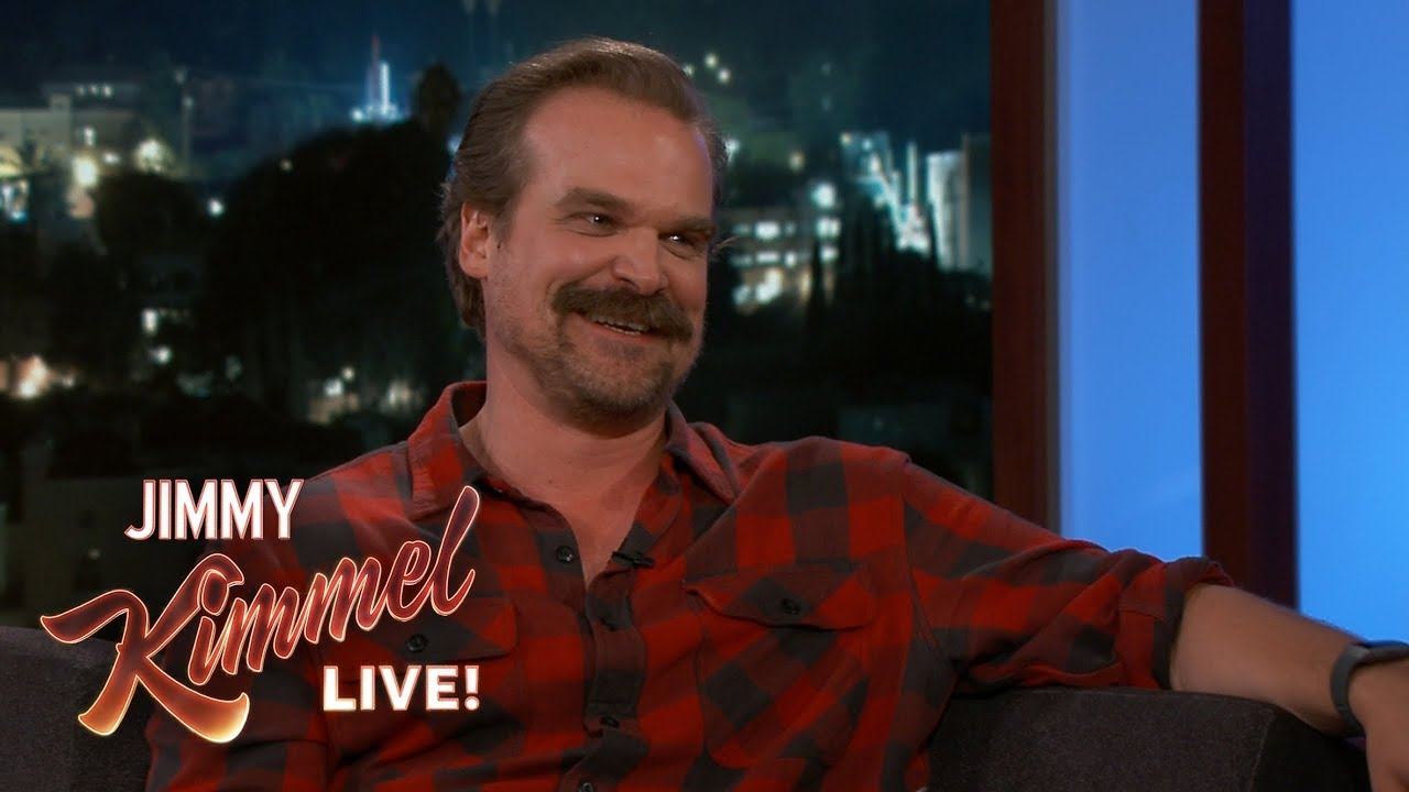 David Harbour Made High School Student's Dream Come True