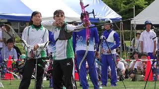 第53回全日本学生アーチェリー女子王座決定戦