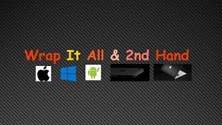 Video รีวิวสติกเกอร์กันรอย kevlar และวิธีติดตั้งของร้าน wrap it all download MP3, 3GP, MP4, WEBM, AVI, FLV Juni 2018