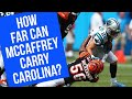 Christian McCaffrey Goes OFF   Bengals vs Panthers Reaction