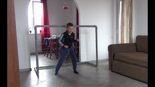 як зробити ворота для футболу своїми руками