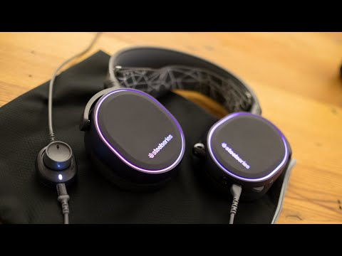SteelSeries' Arctis5 2019 Edition | Unboxing, Testing, Review!