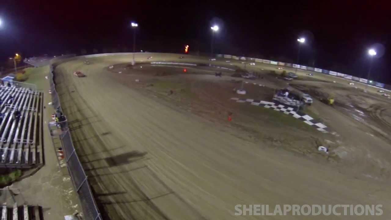 Bubba Raceway Park >> Bubba Raceway Park L Winter Nationals 2014 Youtube