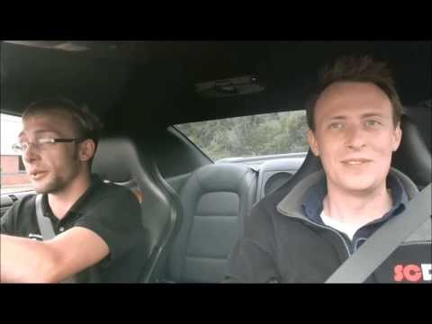 Reaction to 950 bhp Nissan GTR acceleration - ROLLING BOOST