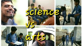 arts vs science students 😃😃😆😆
