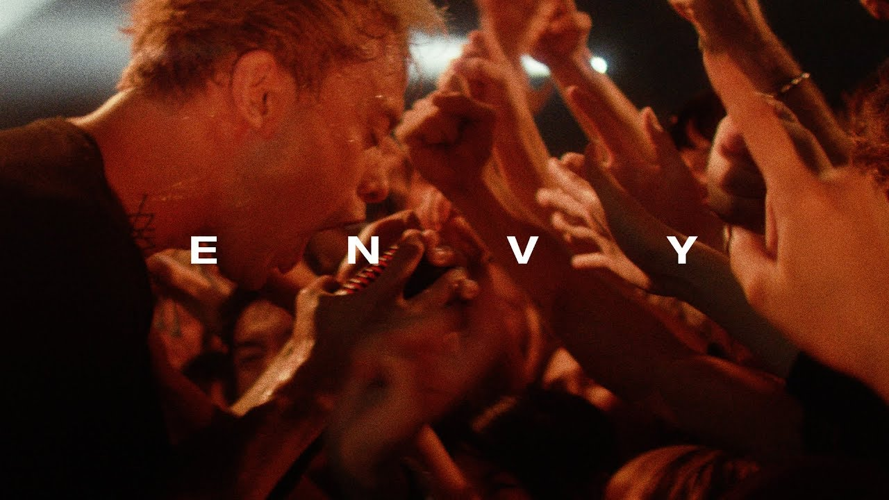 coldrain - ENVY (Official Music Video)