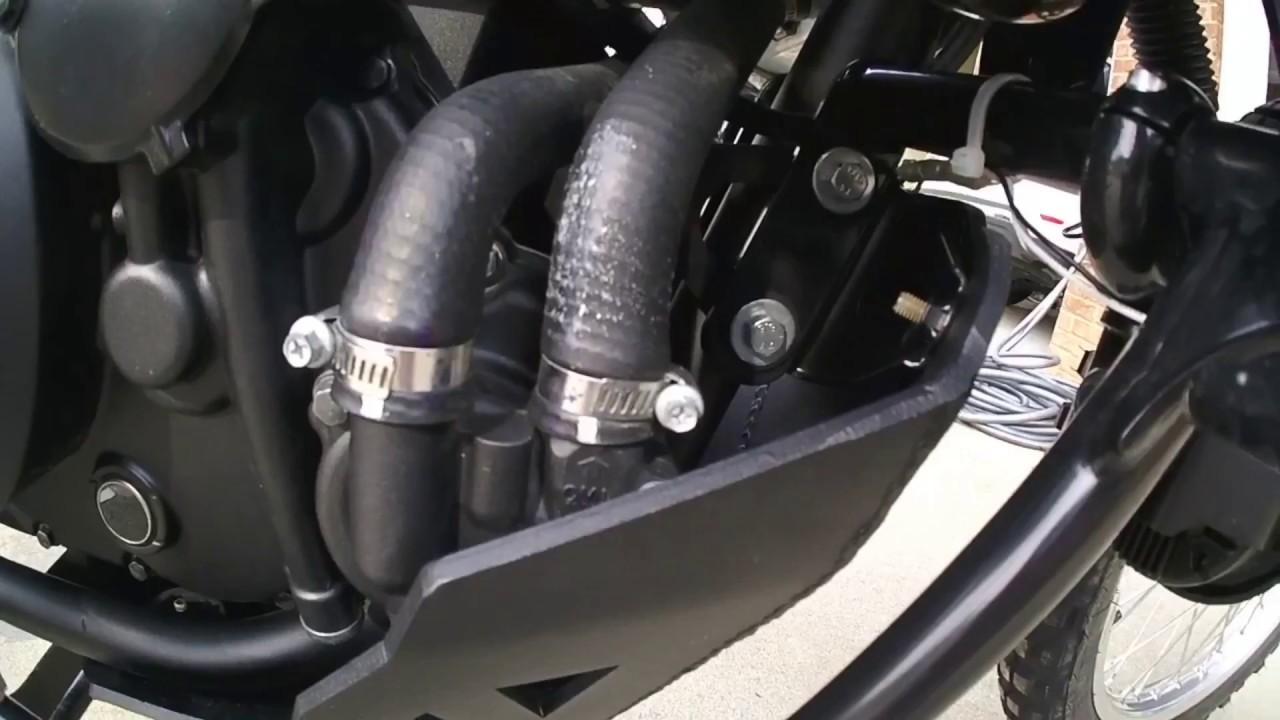 Suzuki DR650 & DRZ400 LED Headlight Kit