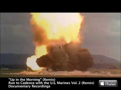 """""""Up In The Morning with the Drizzling Rain"""" Cadence w/ Combat Footage"""