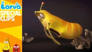 official snot - 1 min - fun clips from animation larva