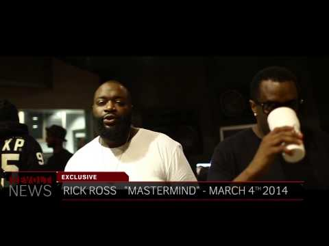 Diddy To Serve As Co-Executive Producer On Rick Ross
