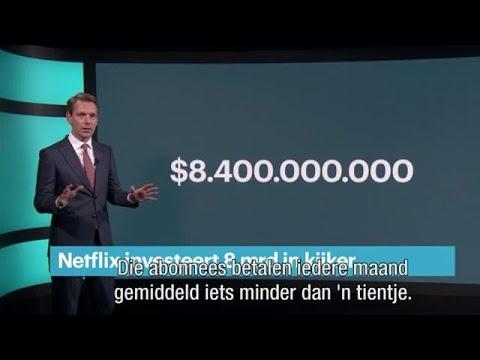 Netflix is oppermachtig, maar vecht voor iedere ki - RTL Z NIEUWS