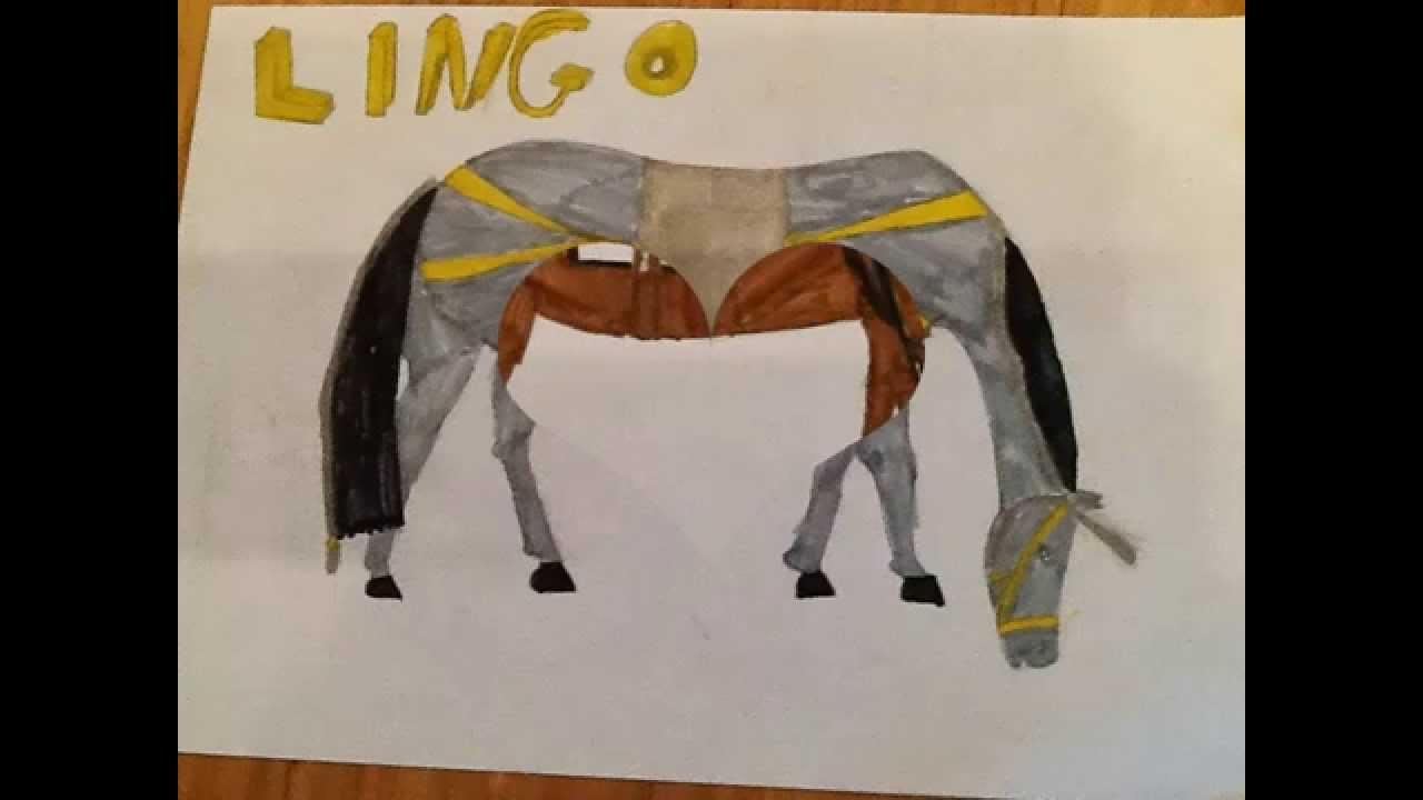 mes plus beaux dessin de chevaux et autres youtube. Black Bedroom Furniture Sets. Home Design Ideas