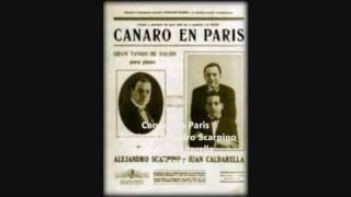 Quinteto Pirincho - Canaro En Paris - Tango