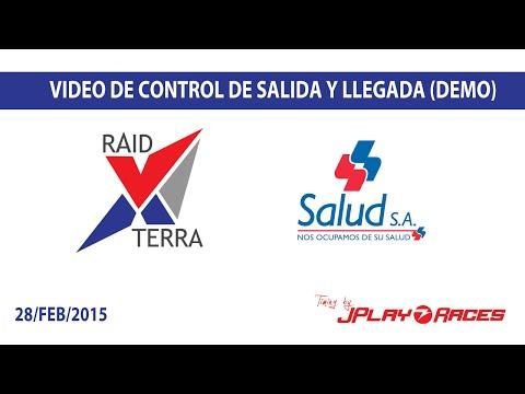 Triatlon RAID XTerra Salud 2015 (DEMO)