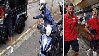 Ozil & Kolasinac Attacked By Carjackers As Stars Highlight UK Knife Crime Problem!