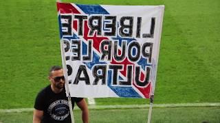 Ultras du PSG : Une résurrection en construction. Arnaud Neuveux, Arthur Weill et Quentin Marchal