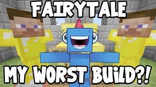 Minecraft Xbox - MY WORST BUILD?!! - Building Time [#78]