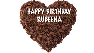 Rubeena  Chocolate - Happy Birthday