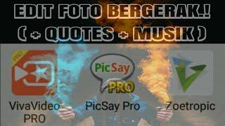 Edit Foto Bergerak