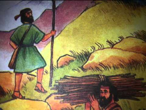 "The Bible story ""Abraham Obeyed "" by Indy"