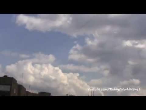 Ukraine crisis: Troops 'liberate' Kramatorsk airfield