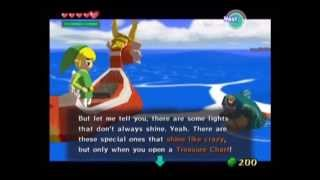 Legend of Zelda: Wind Waker (Part 18): The Fourth Sailing Video
