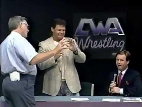 CWA (Memphis) Championship Wrestling-July 29, 1989