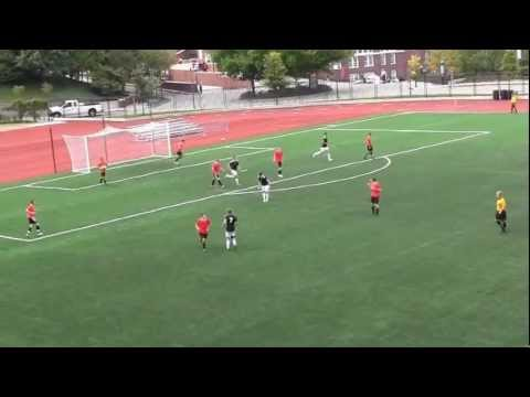 UC Men's Club Soccer vs Ball State 1st Half