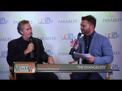 David Heavener Interview   Parables TV