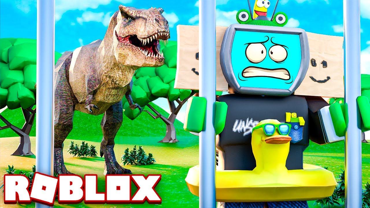 Download I Opened A ZOO In Roblox Tycoon!