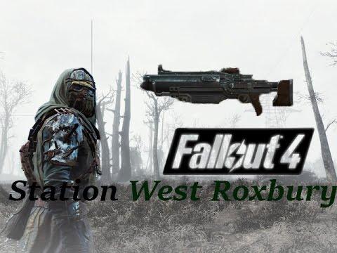 Fallout 4 - Arme légendaire à West Roxbury