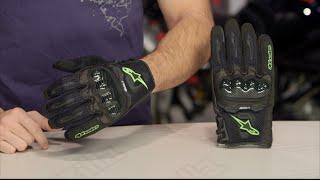 Alpinestars SMX-1 Air Gloves Review at RevZilla.com